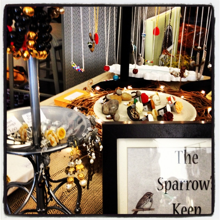 A Sparrow's Keep!