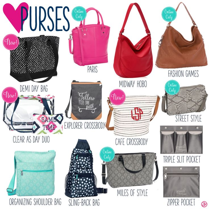 Thirty-One Purses