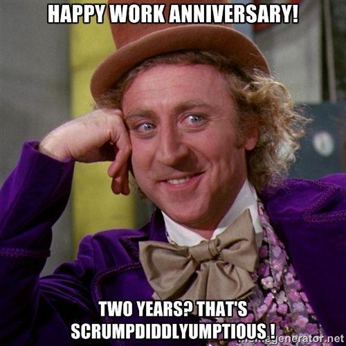 Work Meme | Happy Work Anniversary Meme | quoteseveryday.website