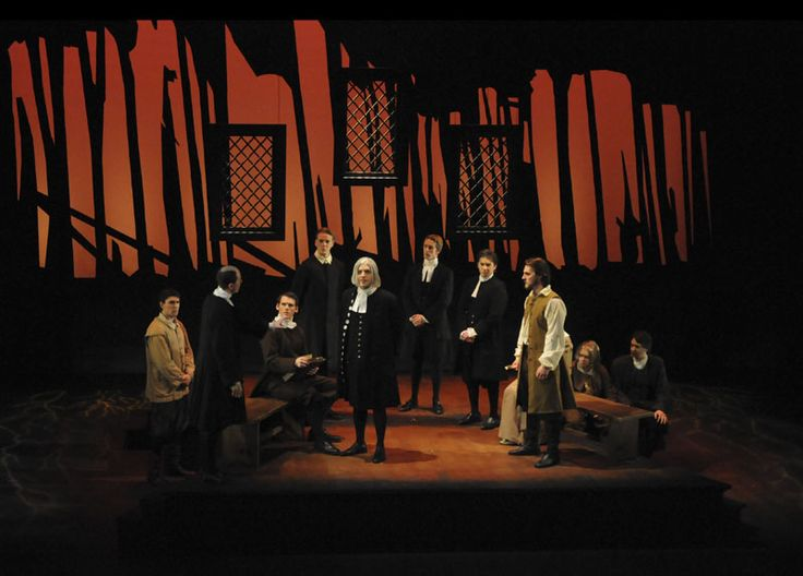 symbolism of the crucible a play by arthur miller Over the past 63 years, the crucible has taken on myriad new meanings but the  real lesson is that some things never really change.