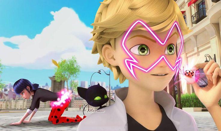 Adrien... Why?•  •  •  •  •  •  •  #MiraculousLadybug #miraculous #ladybug #season2 #Adrien #Marinette #thebigreveal