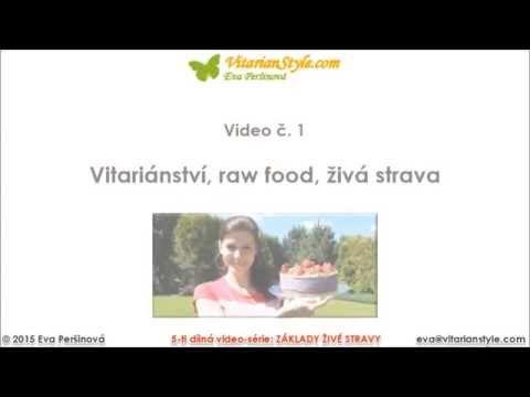 1. Základy živé stravy   VitarianStyle