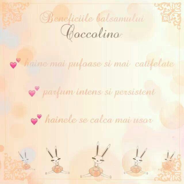 Beneficiile balsamului Coccolino
