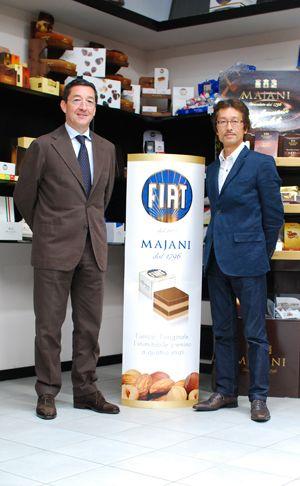 <イタリア最古のチョコレートメーカー>MAJANI マイアーニ