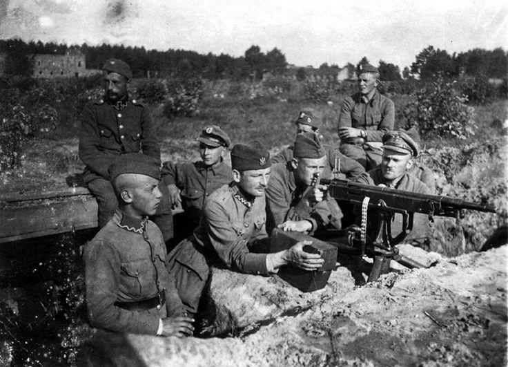 Polska wygrała Bitwę Warszawską dzięki wywiadowi.