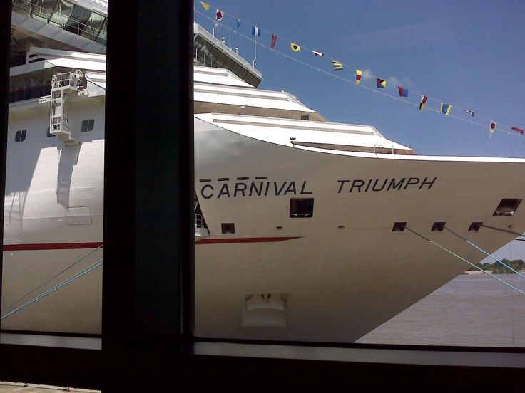 "Carnival Cruise -""Most Triumphant"" -Bill & Ted :)"