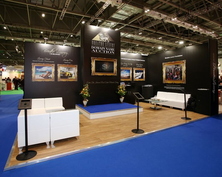 Really pleased with the Breathe Luxury stand we recently completed at #WTM2014 in #London