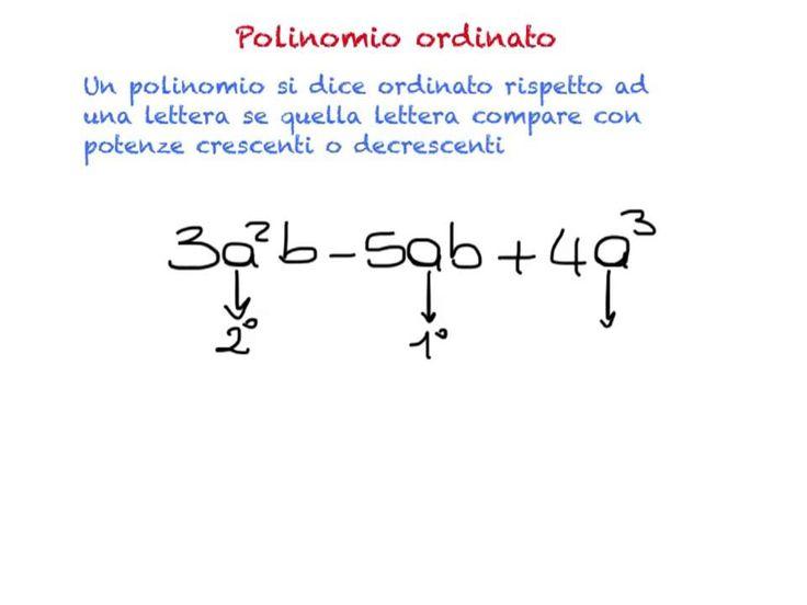 Polinomi