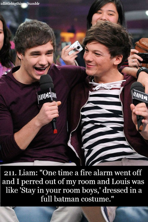 Ohhh my gosh!!! Only Louis!!!(: