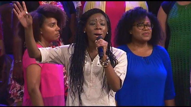 """My Help"" sang by the Brooklyn Tabernacle Choir in HD"
