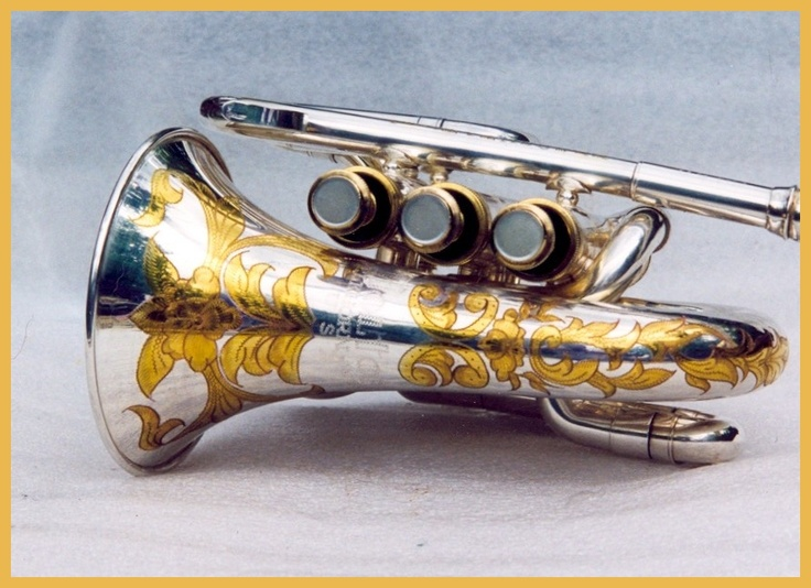 Pocket trumpets are portable, but produce the same sound as a concert b flat trumpet.