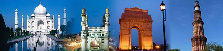 Wonderful Tourist Places in India