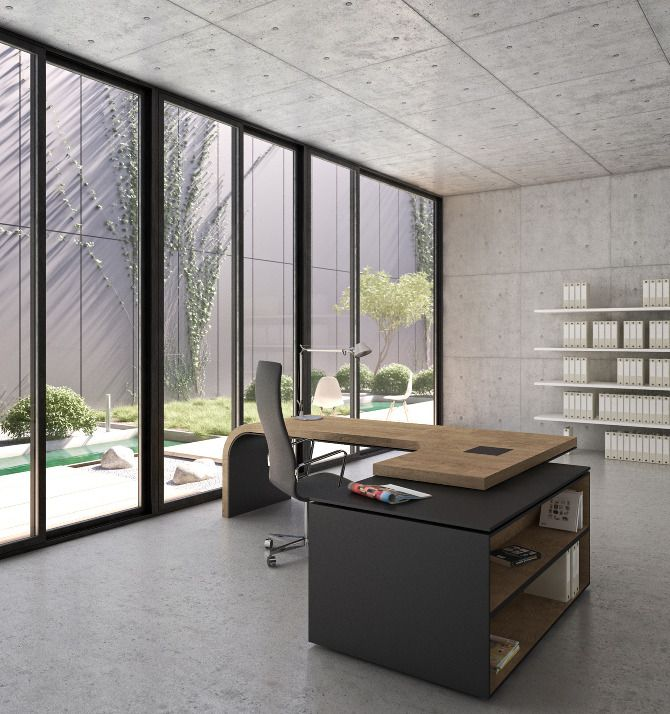 desk for office. Executive Desk - Dymitr Malcew For Office