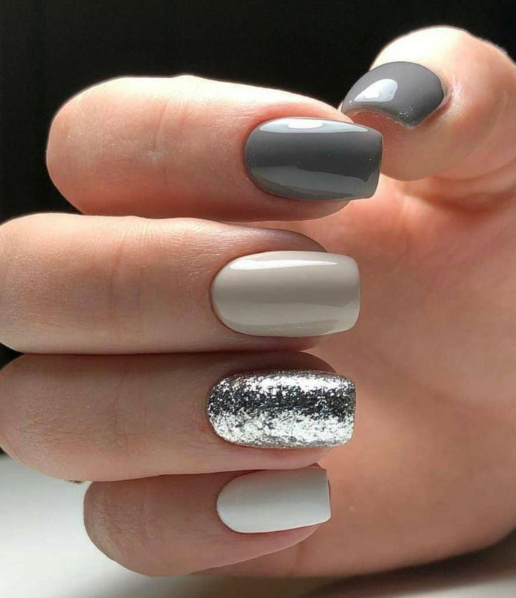 100 Trendige Atemberaubende Manikure Ideen Fur Das Design Kurzer Acrylnagel Seite 97 Von 101 A In 2020 Short Acrylic Nails Designs Acrylic Nail Designs Short Acrylic Nails