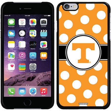 University of Tennessee Polka Dots 2 Design on Apple iPhone 6 Plus Thinshield Snap-on Case