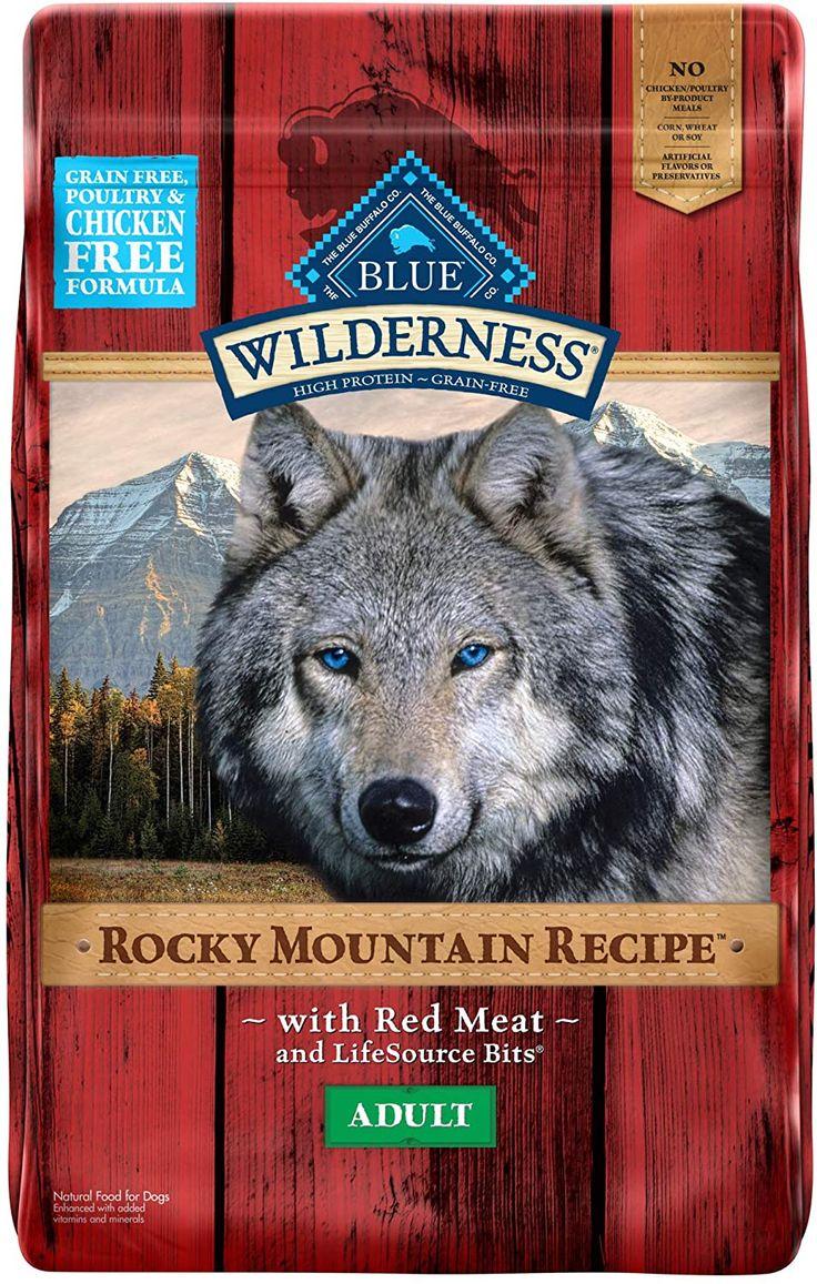 Blue buffalo wilderness rocky mountain recipe high protein