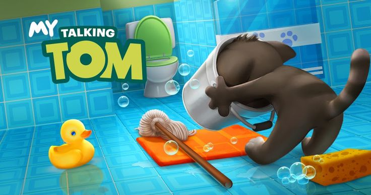 My Talking Tom free game app download