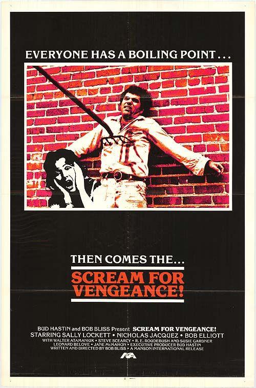 Scream for Vengeance (1980) [U.S.A.]