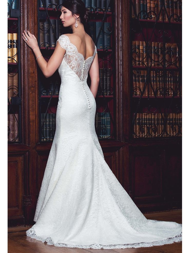 Augusta Jones Skyler Wedding Dress - Augusta Jones Wedding Dresses - Krystle Brides