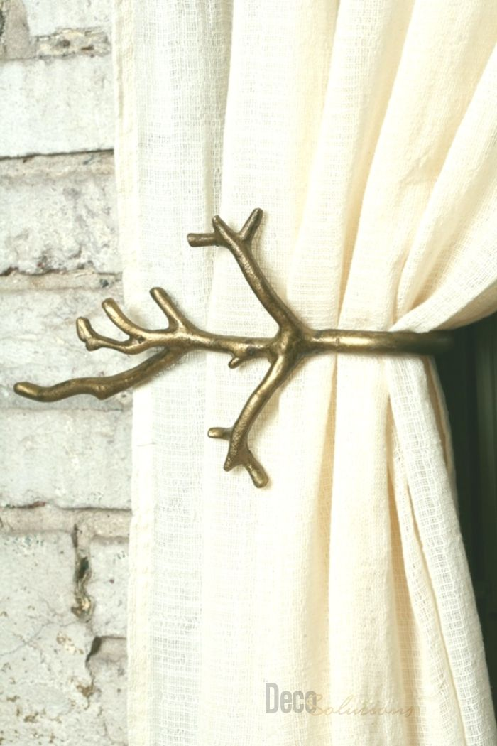 51 Individual Curtain Holders To Suit Every Taste In 2020 With