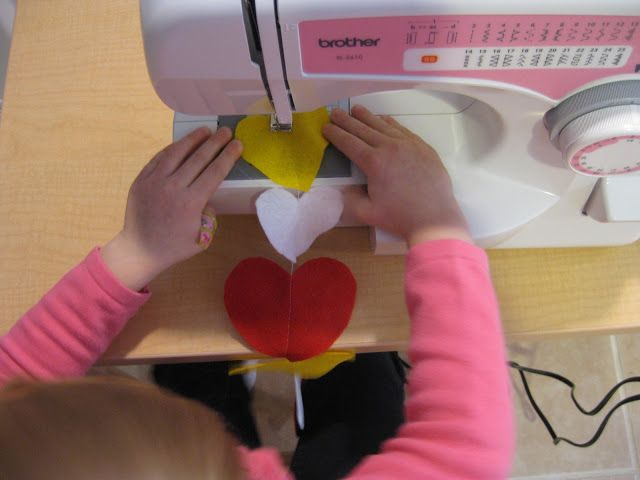 Children's First Sewing Projects
