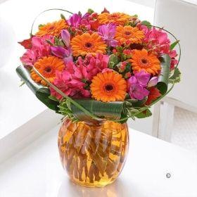 Scented Autumn Vase *