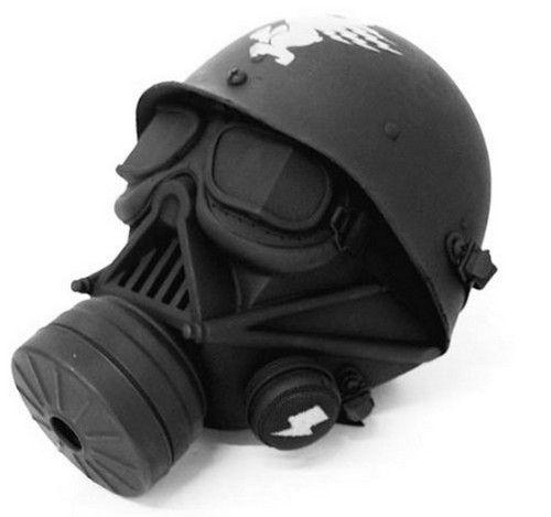 Darth Vader Gass Mask