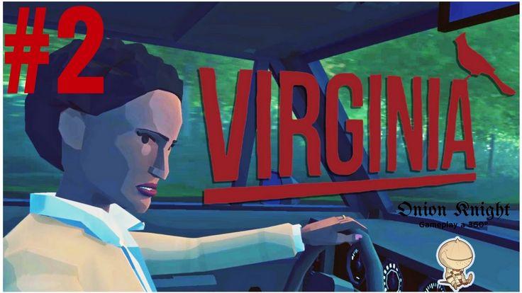 Virginia - Walktrough No Commentary - Part#2 Ricordi e realtà parallele