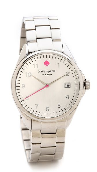 #Kate Spade New York Seaport Grand #Watch