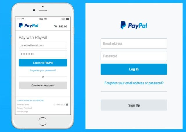 dating online paypal