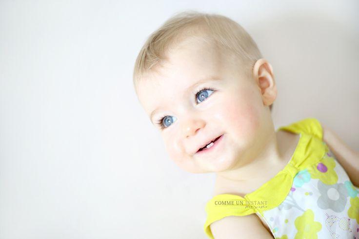 Séance photo bébé / enfant / nouveau né / femme enceinte * Paris *  http://www.commeuninstant.com/galerie/portraits/enfants/hanae