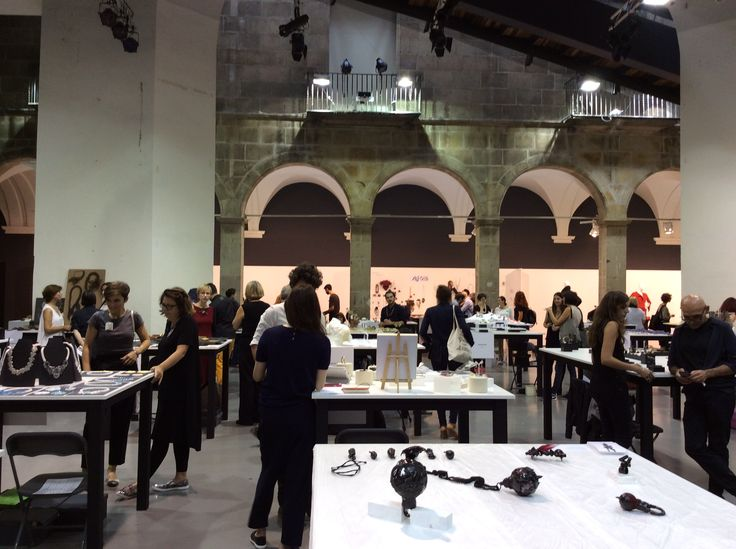 Joya Barcelona Art Jewellery Fair 2015