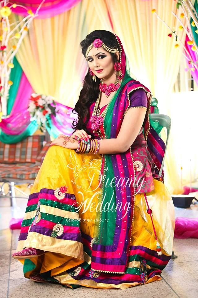 26 Best Images About Holud On Pinterest | Indian Wedding Receptions Manish And Yellow