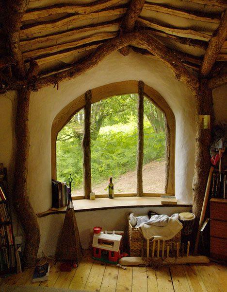 Hobbit house   @