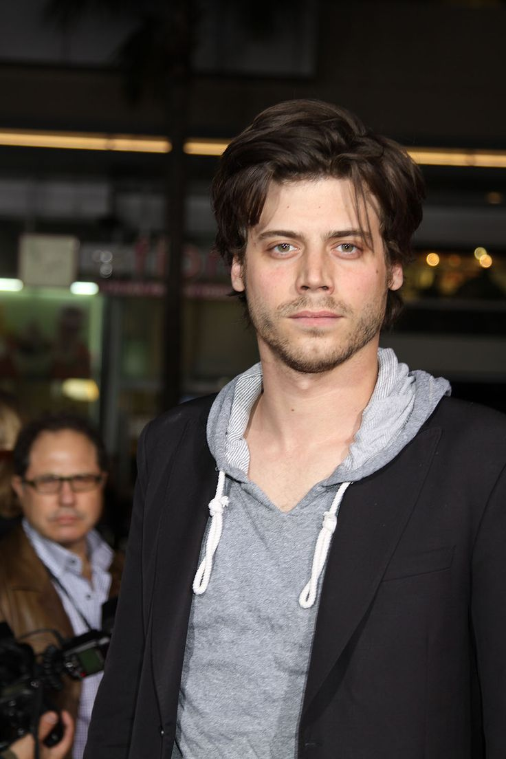 Francois Arnaud - plays Cesare Borgia in Showtime's amazing series The Borgias