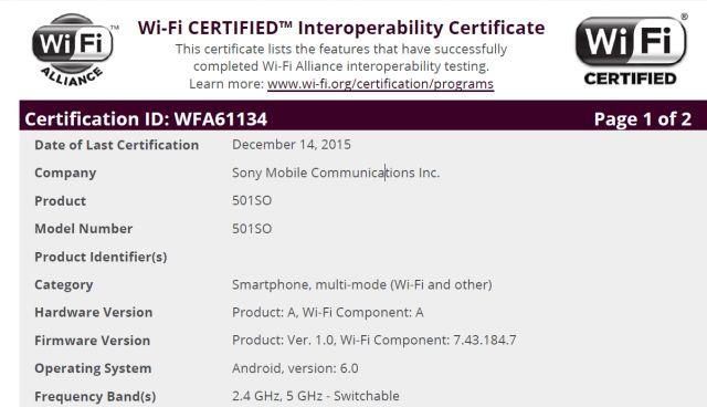 El Sony Xperia Z5 y Sony Xperia Z4 ya estarían funcionando con Android 6.0 Marshmallow - http://update-phones.com/es/el-sony-xperia-z5-y-sony-xperia-z4-ya-estarian-funcionando-con-android-6-0-marshmallow/