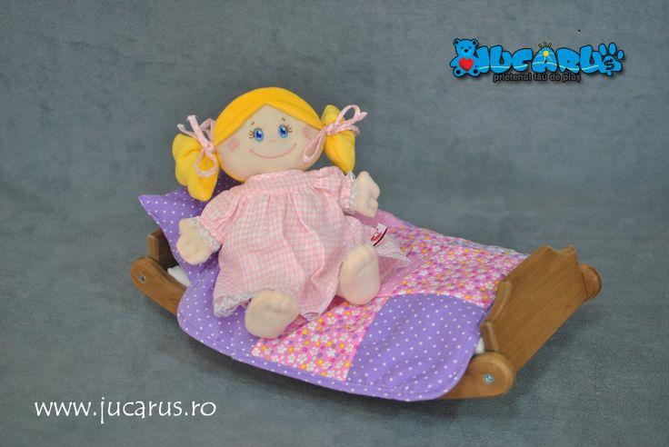 Surprizele de plus continua! Nu ezita sa ne vizitezi pe pagina oficiala jucarus.ro! http://www.jucarus.ro/produs/papusa-sonia