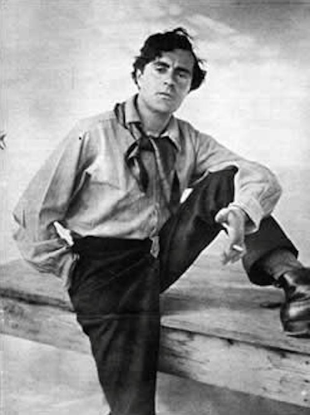 Quanti artisti come Amedeo Modigliani 1884-1920 ricorderemmo, se anche all'epoca in Italia fosse esistita Piazza Delle Arti?
