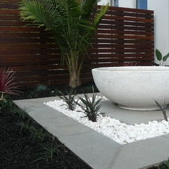 tropical landscape by tony blackford landscaping paving
