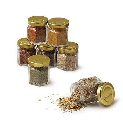 Look what I found at UncommonGoods: organic grilling spice set... for $52 #uncommongoods
