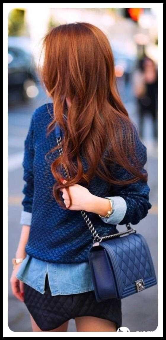 80 atemberaubende rote Haare mit Highlights, die Sie jetzt ausprobieren können