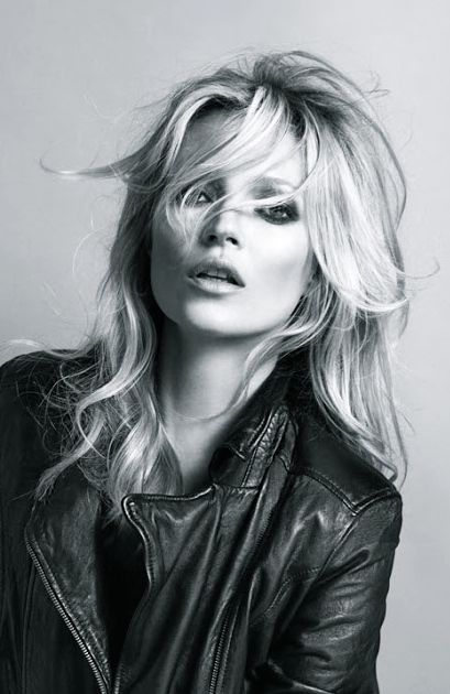 Rock 'n' Roll Style ✯ © Terry Richardson   Kate Moss for Mango Campaign   Fall 2012