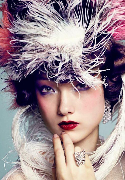 Female Fashion Prodigy