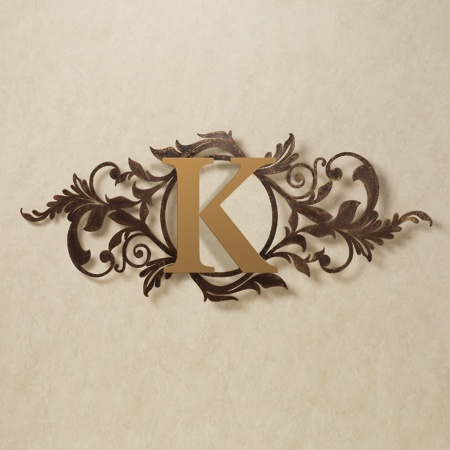13 Best Monogram Wall Grilles Images On Pinterest Metal Wall Art