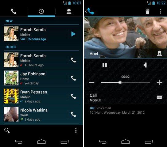 Google Voice se actualiza con buzón de voz visual y acceso directo desde el propio teléfono  http://www.xatakamovil.com/p/33995