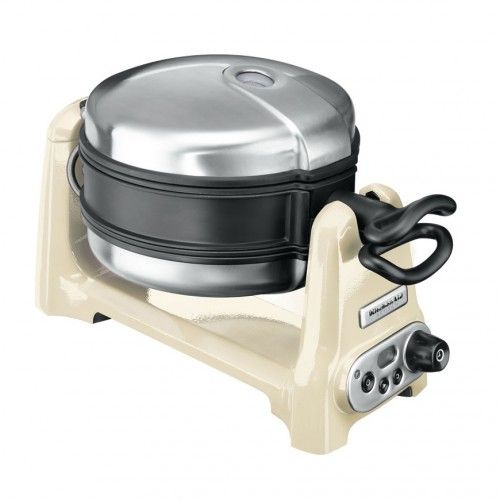 KitchenAid Waffle Baker - Almond Cream - here's something a bit different, a superb waffle maker.