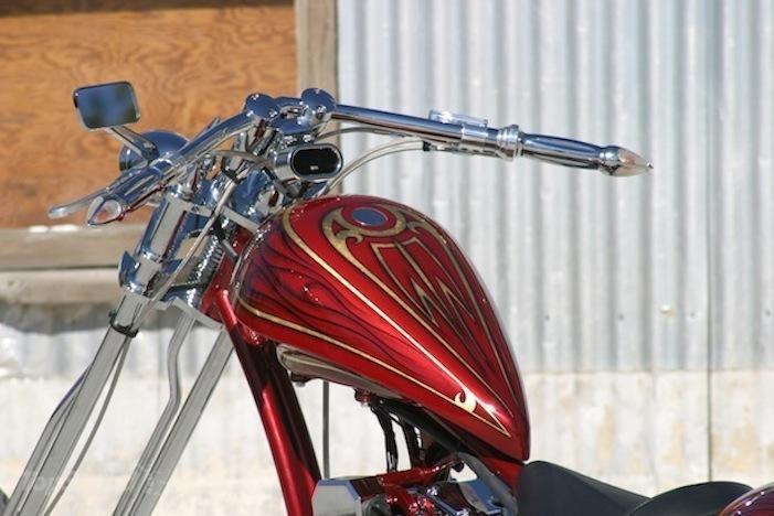 2013 Big Bear Choppers Merc Softail picture - doc496120