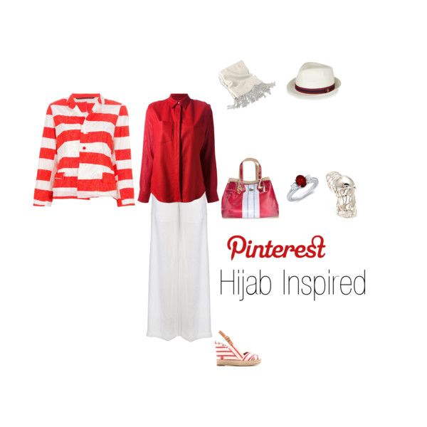 """""""PInterest Hijab Inspired"""" by fabsmusician on Polyvore"""