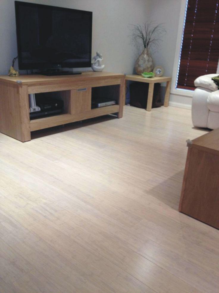 Naturally Bamboo Flooring - White