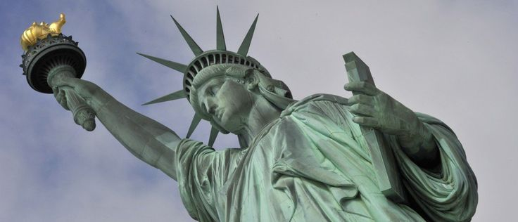 The Statue Of Liberty Poem Is Now A Weapon In America's Culture War